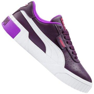 Damen schwarz PUMA Sneaker Basket Bow SB Wn´s Sehr modischer