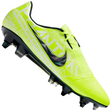 Nike Stollen-SohlePhantom Venom Elite SG-Pro Anti-Clog Traction gelb