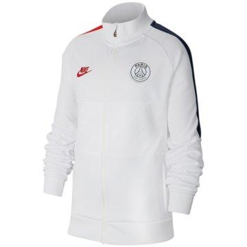 Nike Fan-Jacken & Westen weiß