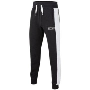 Nike JogginghosenB NIKE AIR PANT - BV3598 schwarz
