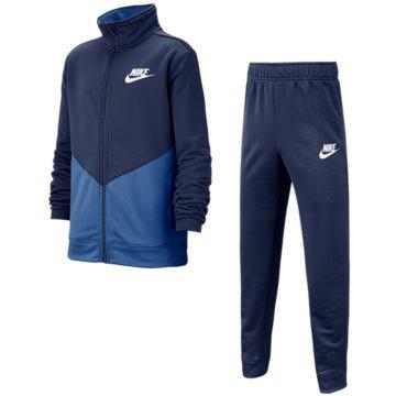 Nike TrainingsanzügeB NSW CORE TRK STE PLY FUTURA - BV3617 blau