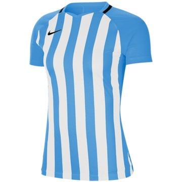 Nike FußballtrikotsNike Dri-FIT Division 3 Women's Striped Soccer Jersey - CN6888-414 blau