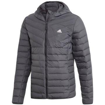 adidas FunktionsjackenVarilite 3-Stripes Hooded Down Jacket -