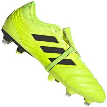 adidas Stollen-SohleCopa Gloro 19.2 SG gelb