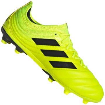 adidas Nocken-SohleCOPA 19.1 FG J - F35454 gelb