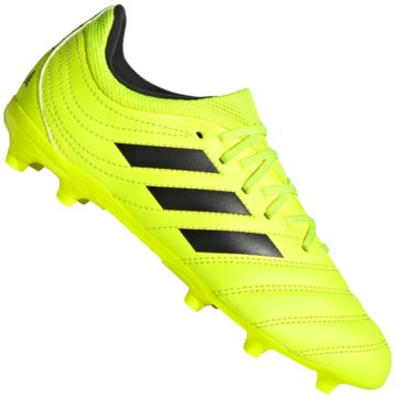 adidas Nocken-SohleCOPA 19.3 FG J - F35466 gelb