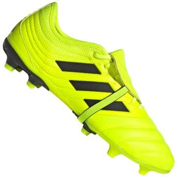 adidas Nocken-SohleCopa Gloro 19.2 FG gelb