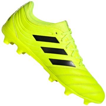 adidas Nocken-SohleCopa 19.3 FG gelb