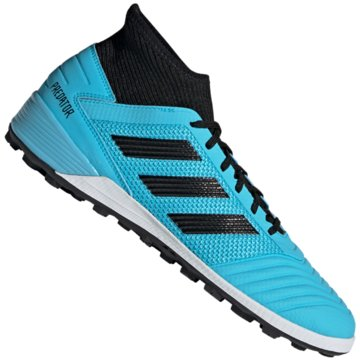 adidas Multinocken-SohlePredator 19.3 TF blau