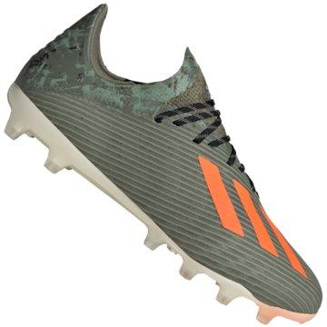 adidas Nocken-SohleX 19.1 AG grün