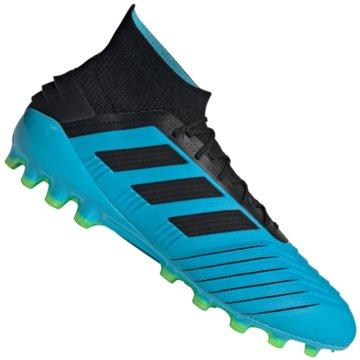adidas Nocken-SohlePredator 19.1 AG blau