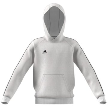 adidas Hoodies weiß