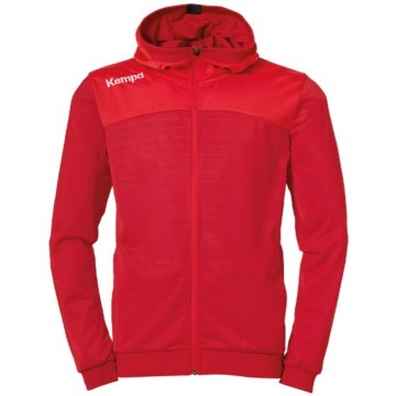 Kempa TrainingsjackenEMOTION 2.0 HOOD JACKET - 2002256K 3 rot