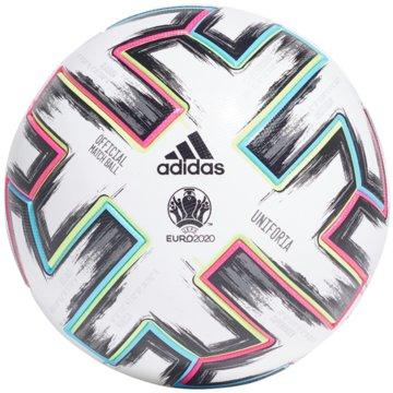 adidas FußbälleUNIFORIA PRO FUßBALL - FH7362 weiß