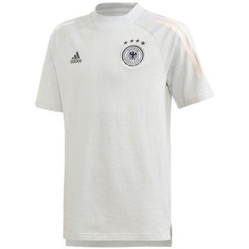 adidas Fan-T-ShirtsDFB TEE Y - FI0749 weiß
