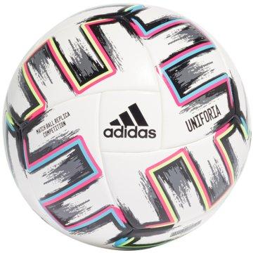 adidas FußbälleUNIFO COM weiß