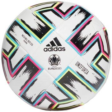 adidas FußbälleUNIFORIA TRAININGSBALL - FU1549 weiß