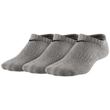 Nike Füßlinge & SneakersockenKids' Nike Performance Cushioned No-Show Training Socks (3 Pair) - SX6843-063 grau