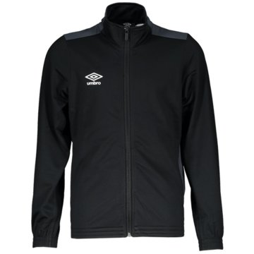 Umbro Trainingsjacken schwarz