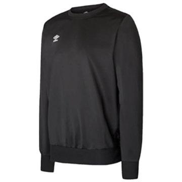 Umbro Sweatshirts schwarz