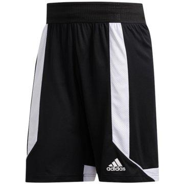 adidas BasketballshortsC365 SHORT - DY6633 schwarz