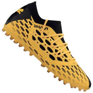 Puma Nocken-Sohle gelb