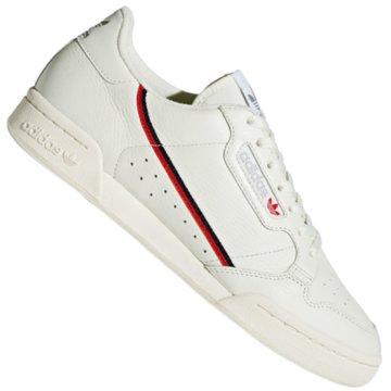 adidas Sneaker LowContinental 80 Sneaker weiß