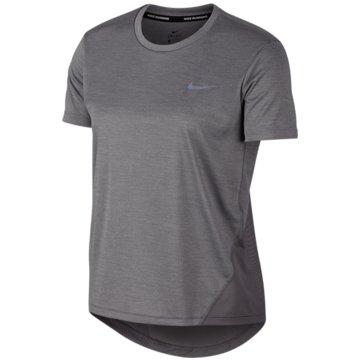 Nike T-ShirtsNIKE MILER WOMEN'S SHORT-SLEEVE RUN - AJ8121 schwarz