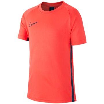 Nike T-ShirtsNIKE DRI-FIT ACADEMY BIG KIDS' SHO orange