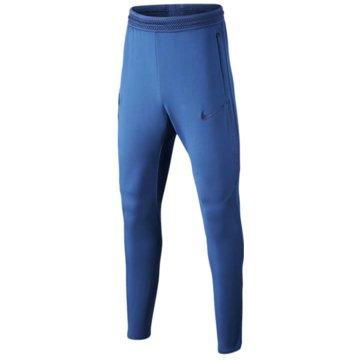 Nike Fan-Hosen blau