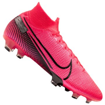 Nike Nocken-SohleNIKE MERCURIAL SUPERFLY 7 ELITE FG rot