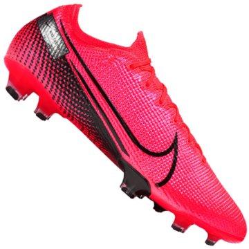 Nike Nocken-SohleMercurial Vapor 13 Elite FG rot