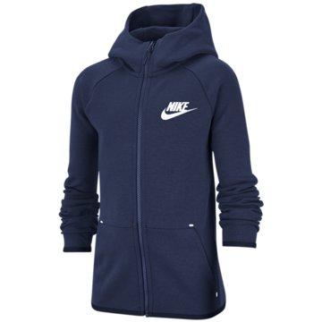 Nike SweatjackenNike Sportswear Tech Fleece - AR4020-410 blau
