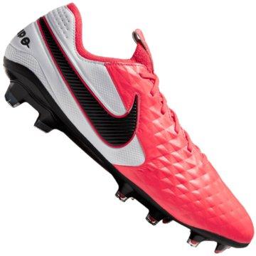 Nike Nocken-SohleNike Tiempo Legend 8 Elite FG - AT5293-606 rot
