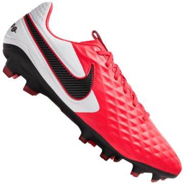 Nike Nocken-SohleTiempo Legend 8 Pro FG coral