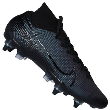 Nike Stollen-SohleNIKE MERCURIAL SUPERFLY 7 ELITE SG- schwarz