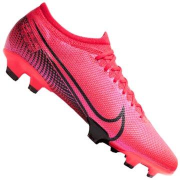 Nike Nocken-SohleMercurial Vapor XIII Pro FG rot