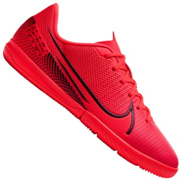 Nike Hallen-SohleNike Jr. Mercurial Vapor 13 Academy IC - AT8137-606 rot