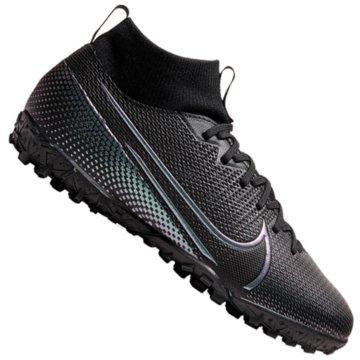 Nike Multinocken-SohleNike Jr. Mercurial Superfly 7 Academy TF - AT8143-010 schwarz