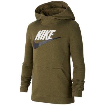Nike Hoodies oliv