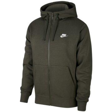 Nike SweatjackenSPORTSWEAR CLUB FLEECE - BV2645-355 -