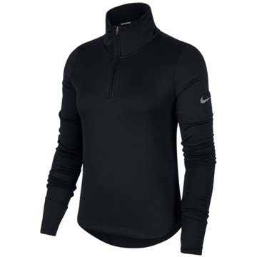 Nike SweatshirtsW NK SPHR ELMNT TOP HZ - BV3012 schwarz