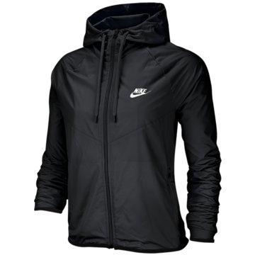 Nike ÜbergangsjackenNIKE SPORTSWEAR WINDRUNNER WOMEN'S schwarz