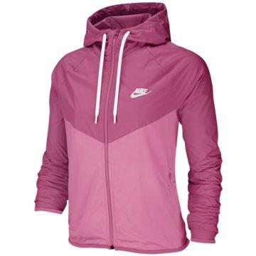 Nike ÜbergangsjackenNIKE SPORTSWEAR WINDRUNNER WOMEN'S rot