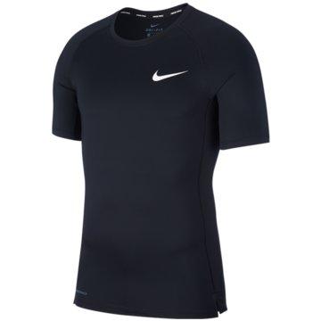 Nike T-ShirtsPRO - BV5631-010 schwarz