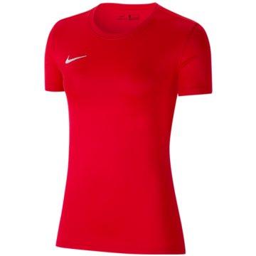 Nike FußballtrikotsDry Park VII SS Jersey Women rot