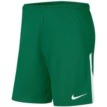 Nike Fußballshorts grün