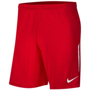 Nike Fußballshorts rot
