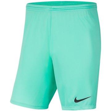Nike FußballshortsDRI-FIT PARK 3 - BV6865-354 grün