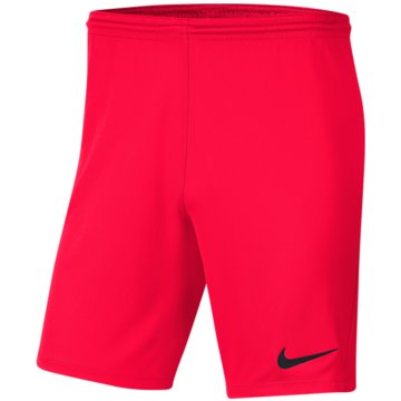 Nike Kurze SporthosenDRI-FIT PARK 3 - BV6865-635 pink